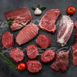 10kg de steak haché
