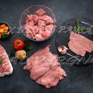 4kg de veau