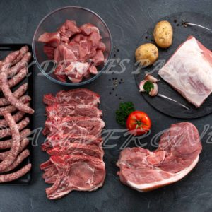 5kg de porc godiveaux