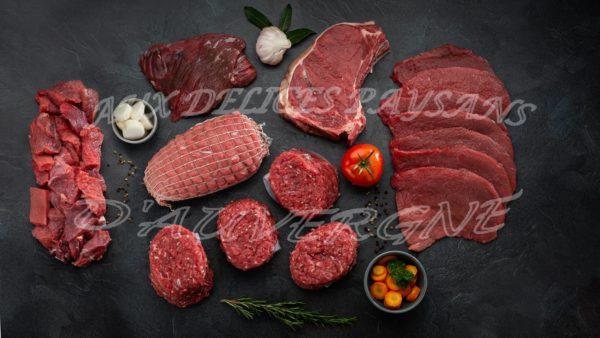 6kg de steak haché