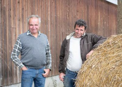 Guillaume et René MATHIEU