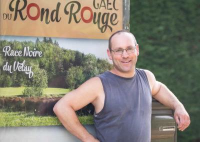Sébastien DUMAS Gaec du Rond Rouge