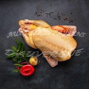 Canard entier fermier 43
