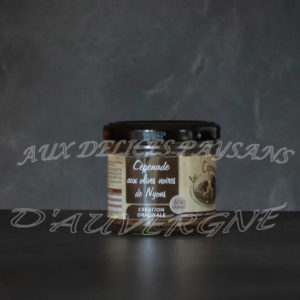 Cépenade aux olives noires de Nyons 90g