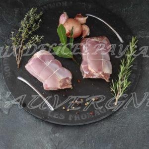 Roulé de poulet 2 portions 120g